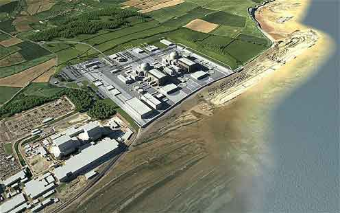 hinkley c powerstation photo